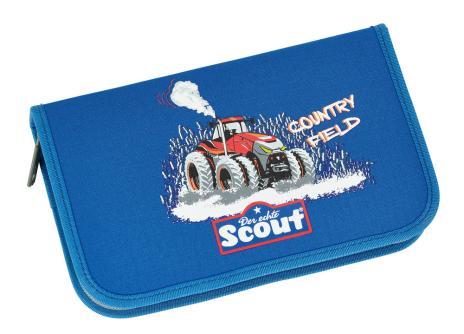 Scout Schulranzen-Set Genius Country Fields , limitiert-7