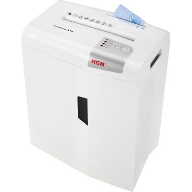 HSM® Aktenvernichter shredstar X10, P-4-7
