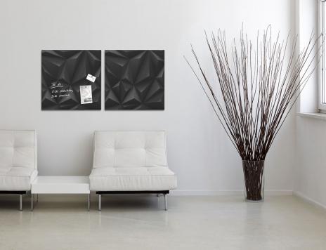 Sigel Glasboard artverum® 48 x 48 cm (BxH) super-weiß-7