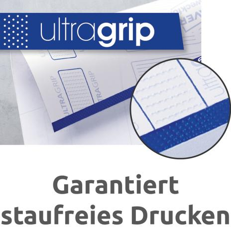 Avery Zweckform Universaletikett ultragrip 3490 70 x 36 mm weiß-7