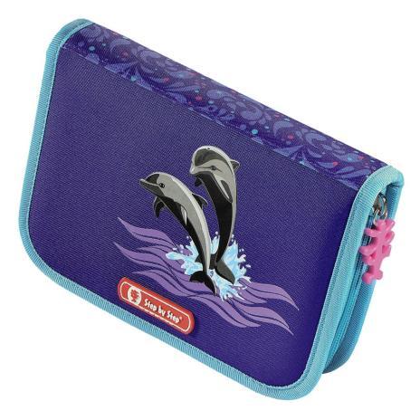 Step by Step Touch2 Flash Schulranzen-Set Happy Dolphins-8
