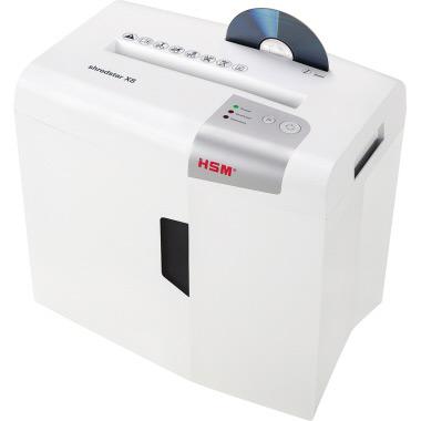 HSM® Aktenvernichter shredstar X8, P-4-8
