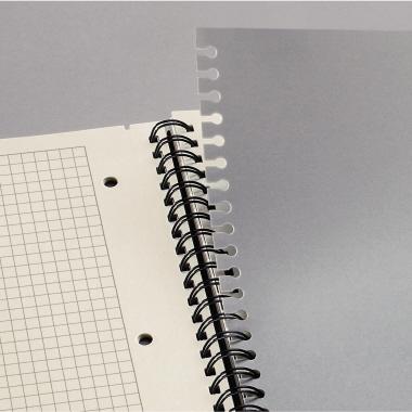 SIGEL Collegeblock CONCEPTUM® 24,6 x 30,1 cm mit Register-8