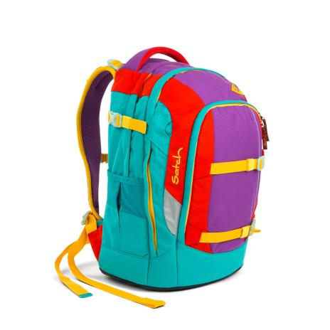 Satch PACK Schulrucksack Flash Runner-8