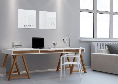 Sigel Glasboard artverum® 48 x 48 cm (BxH) super-weiß-8