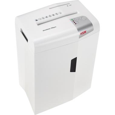 HSM® Aktenvernichter shredstar X6pro, P-5-9