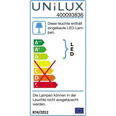 UNILUX Tischleuchte Jazz LED dimmbar-9