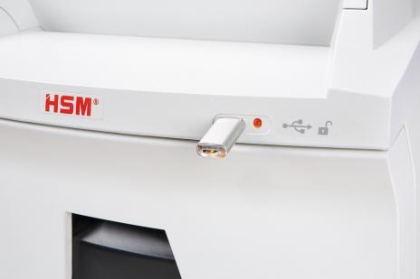 HSM® Aktenvernichter Autofeed SECURIO AF300 P-5-9