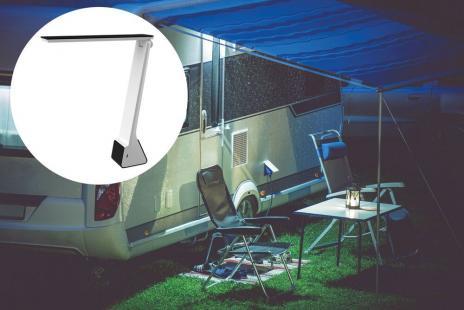 MAUL Tischleuchte MAULseven colour vario LED Akku schwarz, weiß-9