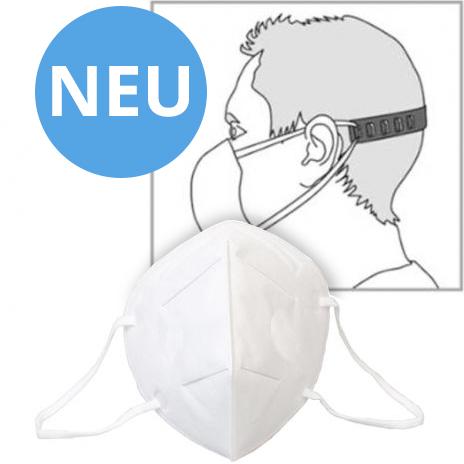 Maskenhalter Ohrenheld