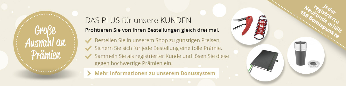 Saueracker Bonusprogramm - Jetzt informieren!