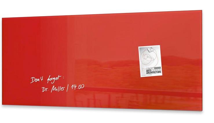 Sigel Glas-Magnetboard Artverum