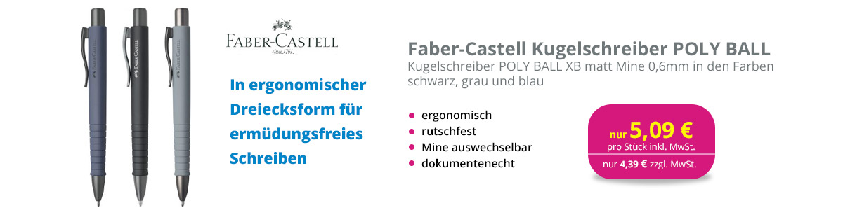 Faber-Castell Polyball