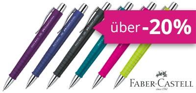 Angebot Faber-Castell Kugelschreiber POLY BALL