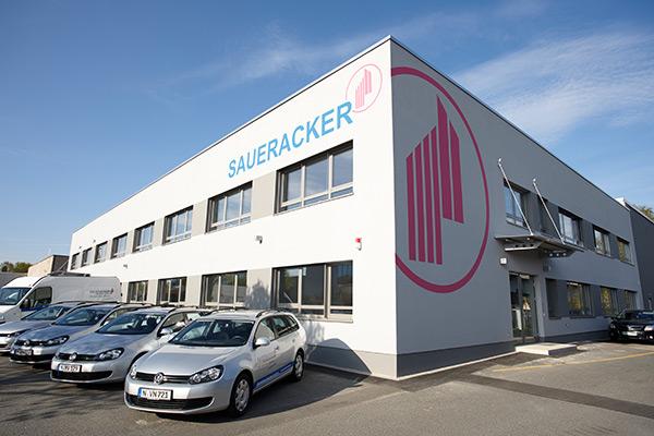 Abholung Saueracker Logistik